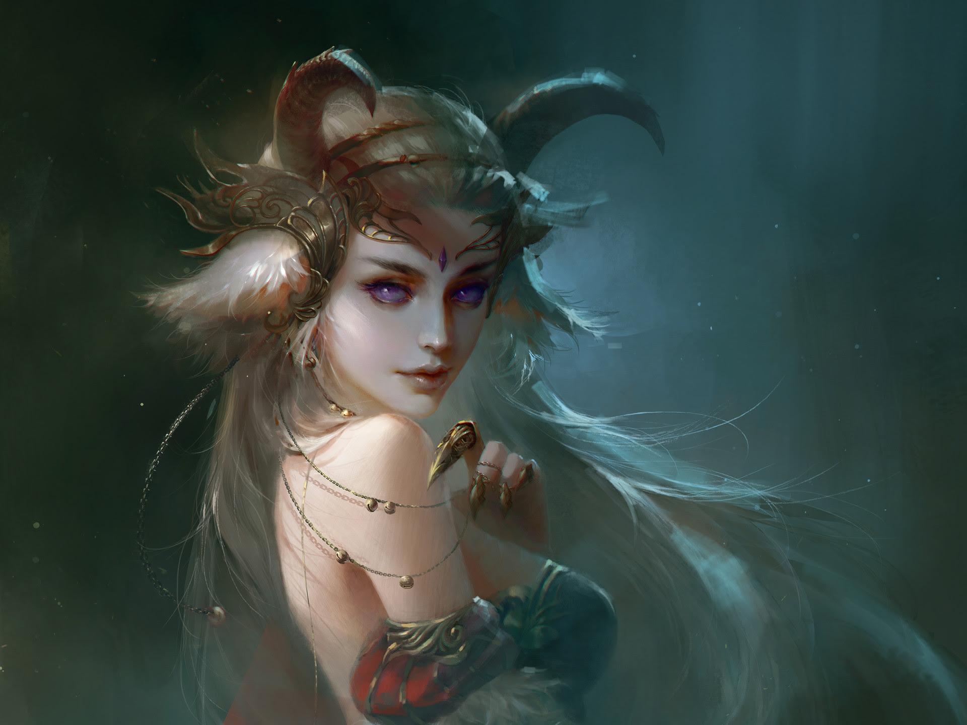 Demon Girl Wallpaper (69+ images)
