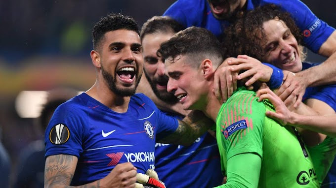 Chelsea Win Frankfurt on Penalties ⚽ to Set Up Europa League Final with Arsenal 💥
