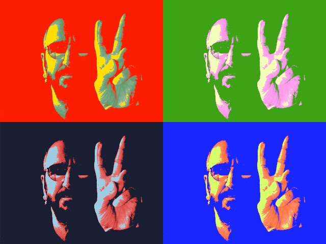 Ringo Starr - Peace & Love, 2015