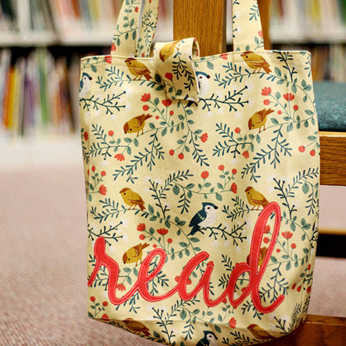 Tutorial | Back To School Tote