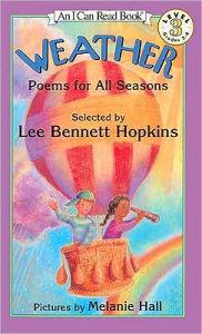 Weather Poems For All Seasons Turtleback School