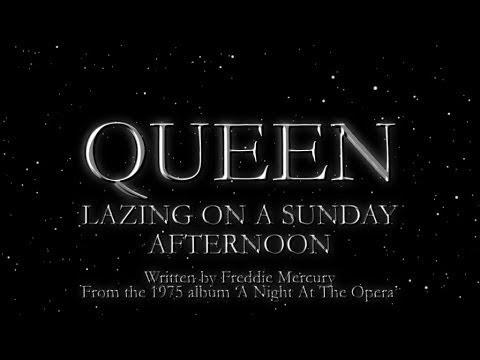 勝手に和訳 むしろ意訳: Lazing on a Sunday Afternoon - Queen 和訳