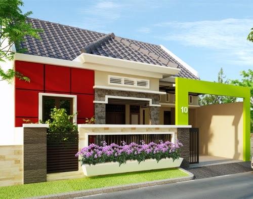 Model Rumah Minimalis Modern Type 36 dan 70 Terbaru 2015