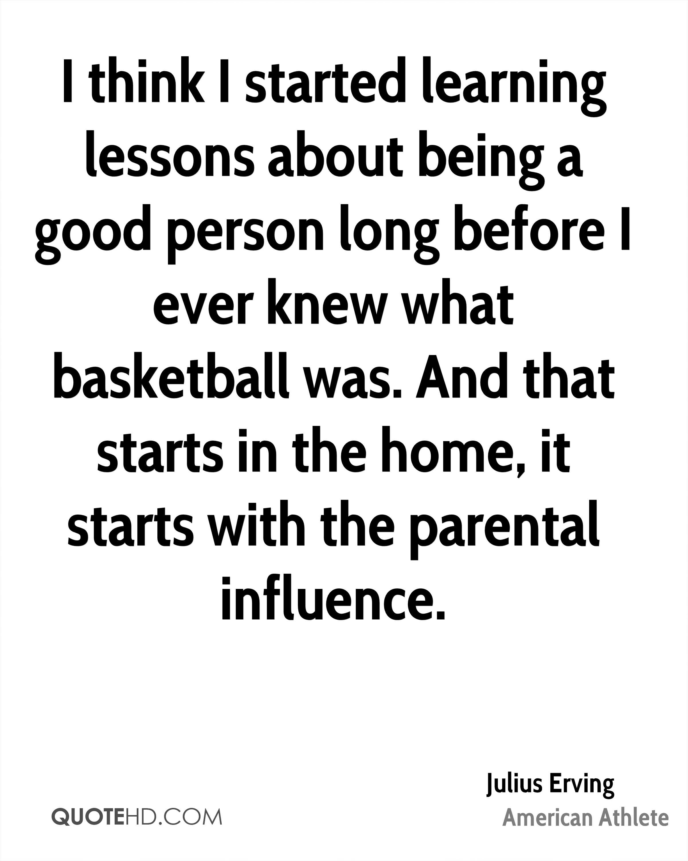 Julius Erving Home Quotes Quotehd