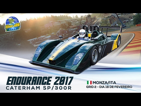 Corrida de Endurance em Monza no Project Cars - Grid 2 - 🌎 WorldBR E-Sports 🌐