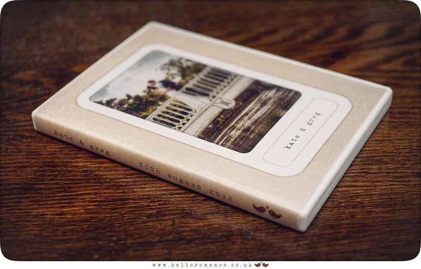 DVD Disc Packaging - Hello Romance Wedding Photography Ipswich Suffolk