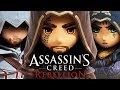 Assassin's Creed: Rebellion v2.8.1 Mod Apk