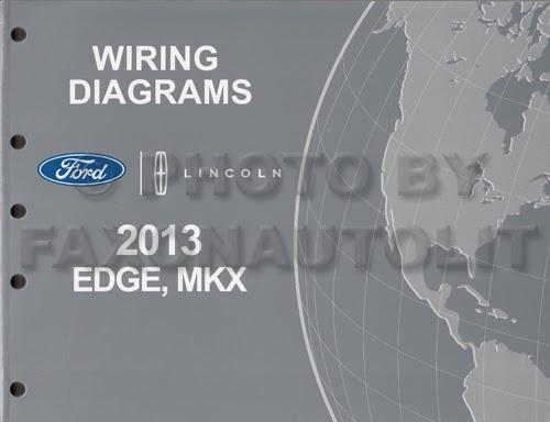 Ford Edge Wiring Diagram - Hanenhuusholli