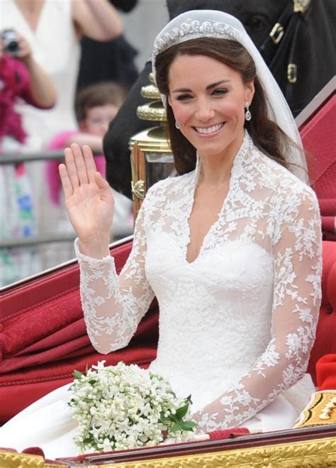 Royal Wedding Dress Design By Prince William and Kate