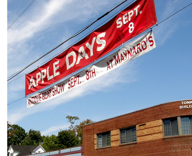 Apple days are coming - Excelsior