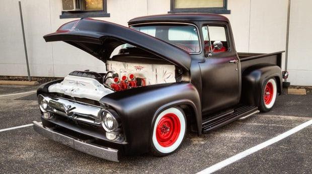 1956 Ford F100 Pickup Truck Amazing Classic Cars