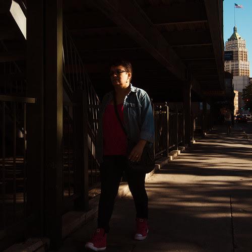 Shadows #1 by Jesse Acosta