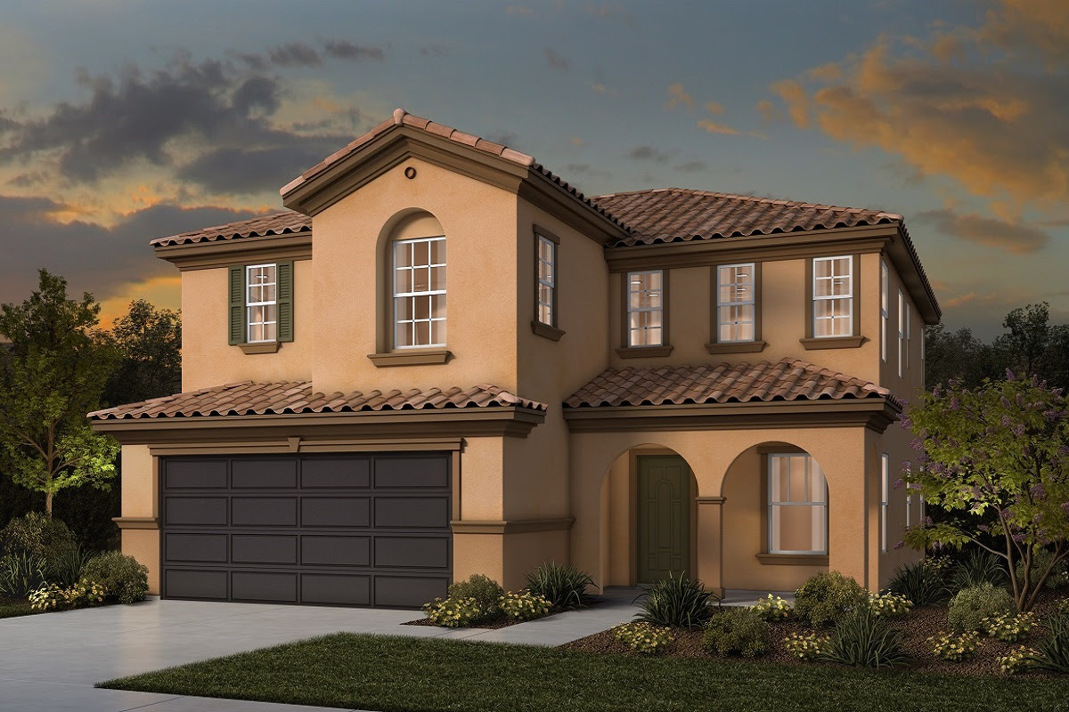 New Homes for Sale at Cypress Cove at Monterey Village in Elk Grove, CA  KB Home