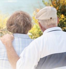 Njut av pensionärstillvaron