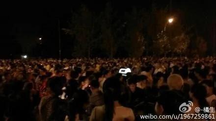 多地居民区连日停电引发堵路抗议