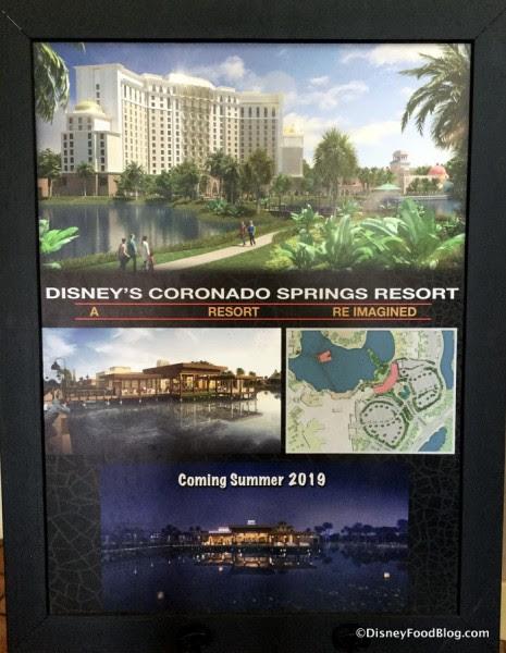 "Coronado Springs ""S Resort ReImagined"""