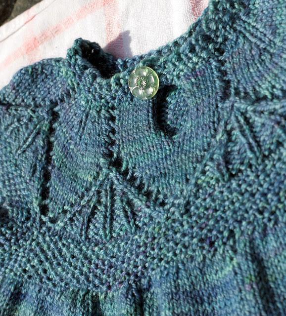 Clara Dress - Best button ever!