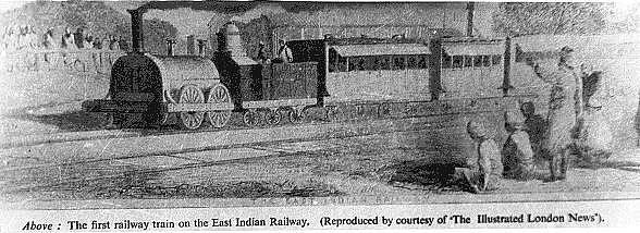 File:First Train of East Indian Railway-1854.jpg