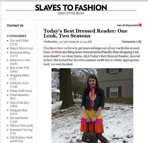 Glamour Magazine - Jan 09