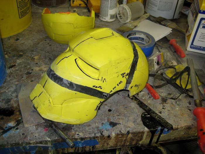 Helmet Stretching 7