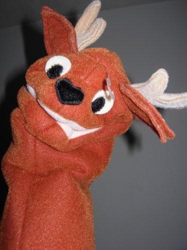Bath Toys Blog Baby Einstein Reindeer Hand Bath Puppet