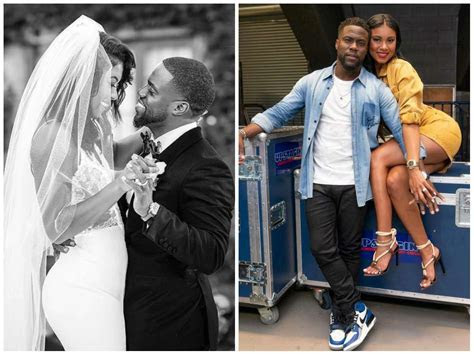 Kevin Hart & Eniko Parrish celebrate 2nd year wedding