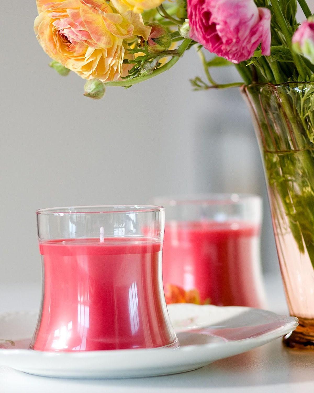 Strawberry  Jasmine 12 oz. candle