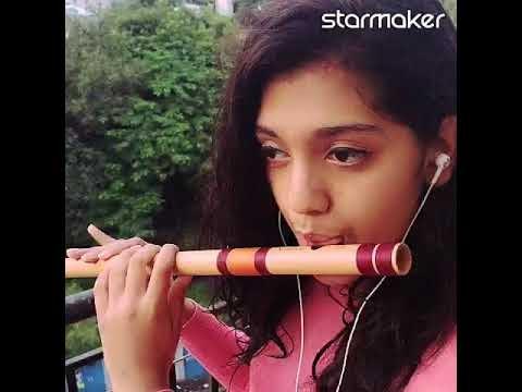 Kaun Tujhe Yun Pyar Karega -MS Dhoni- Flute - Karaoke