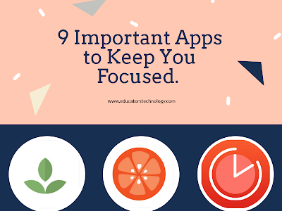 9 Important Apps to Keep You Focused