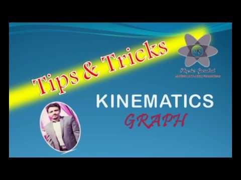 Kinematics | Graphs | Tips & Tricks