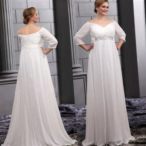Plus size maternity wedding dress   PlusLook.eu Collection