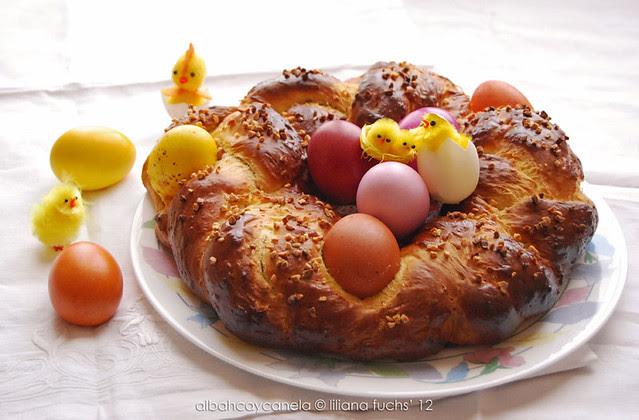 Easter braid