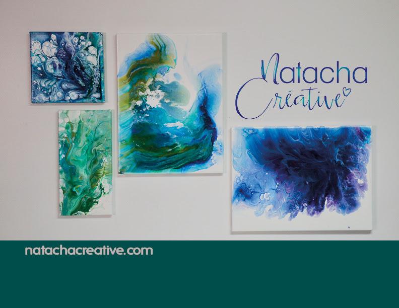 Matériel Technique Du Coulage Pouring Natacha Créative