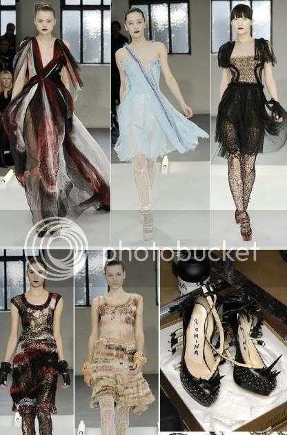 Failed Fashion Models