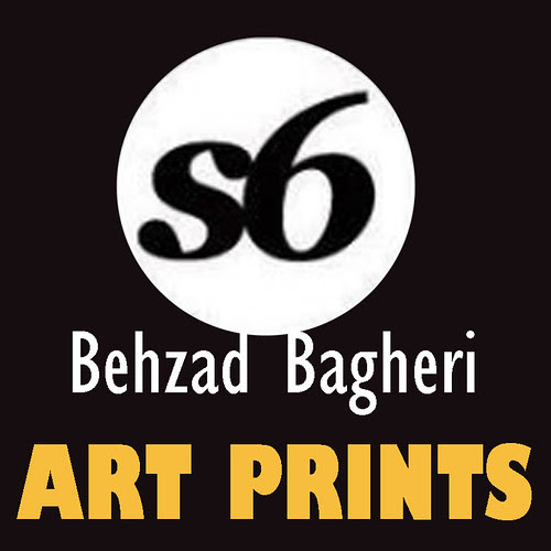 Society6 Behzad by Behzad Bagheri Sketches