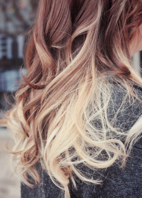 Long Ombre Hairstyles Tumblr Haircuts