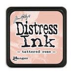 Ranger Ink - Tim Holtz - Distress Ink Pads - Mini - Tattered Rose