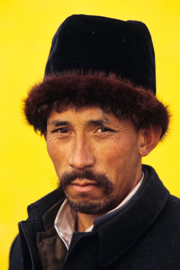015 Yellow Uygar of Turkistan
