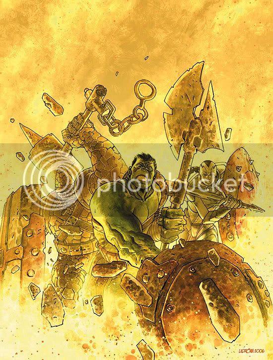 Incredible Hulk #101