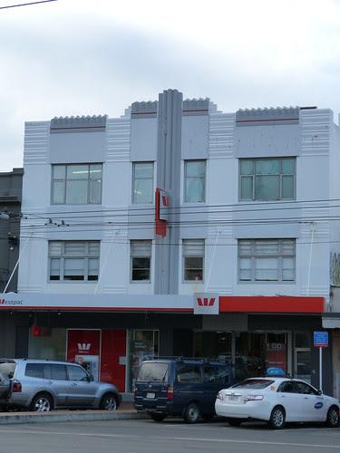 Westpac Bank, Wellington