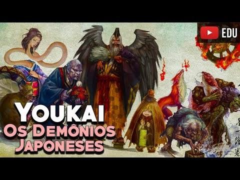 Os Youkai: Demônios e Criaturas Sobrenaturais da Mitologia Japonesa - Foca na História