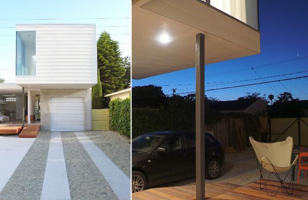 Modern and Airy Beach House Renovation – p_House by Ras-a | DigsDigs
