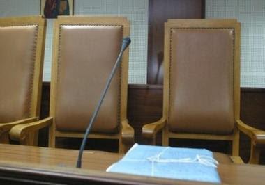 Συνέχιση διακοπής συνεδριάσεων Δικαστηρίων απο 24-9 έως 20-10.