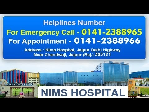 National Doctors Day Wishes - Prof Dr Balvir S Tomar | Nims Hospital