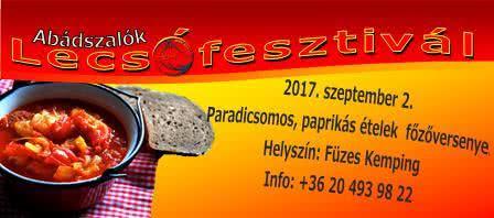 Lecsófesztivál 2017