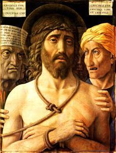 Andrea Mantegna, Ecce Homo (1502)