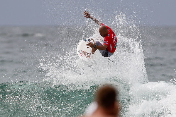 11 Times ASP World Surfing Champion Kelly Slater in the Expression Session - Quiksilver Pro final day 2012; Snapper Rocks, Coolangatta, Gold Coast, Queensland, Australia; 04 March 2012. Photos by Des Thureson - disci.smugmug.com.