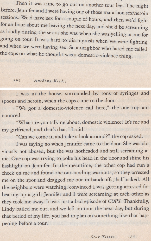 A Piece Of Aphrodite Anthony Kiedisnet