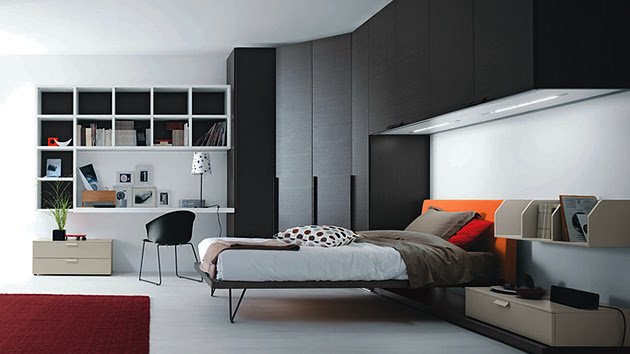 20 Teenage Boys Bedroom Designs | Home Design Lover