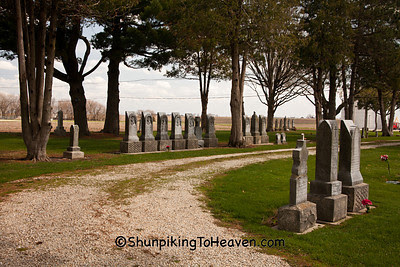Holy Trinity Miners Memorial Cemetery, Cherry, Illinois